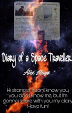 Diary of a Space Traveller by AlexxMayo
