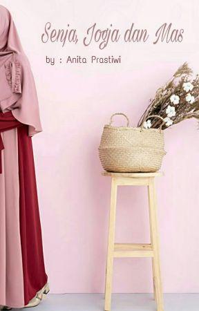 Senja, Jogja dan Mas by AnitaPrastiwi