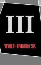 Tri-Force by Kaleidoscope135