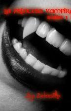Princesa Vampira (Harry y tu) by belensitha