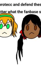 (trollfic)Alice the disgusting fujoshi by Takeimika