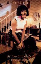 Freddie Mercury x Vacuum  by Ban_Cortisol