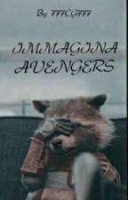 AVENGERS IMMAGINA by 777CG777