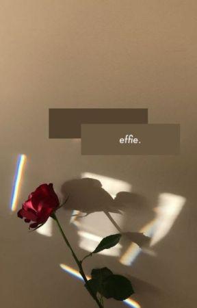 effie | stray kids by anxietyfreak101