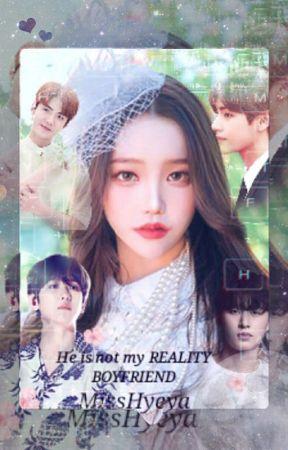 [HIATUS] He is not my REALITY BOYFRIEND ... by ftnnrhzrh