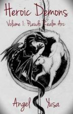 Volume 1: Pseudo Realm Arc by Angel-Yusa