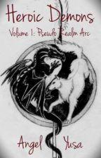 Volume 1: Pseudo Realm Arc by Angel-Yusa