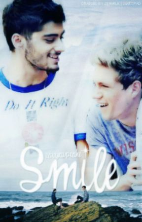 Smile [Ziall] by lilacdreams-