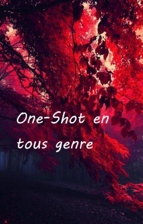 One-Shot en tous genre by noirlipye