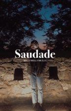saudade | ha yoonbin by Millymellymully