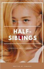 HALF- SIBLINGS | • BTS Jimin & BLACKPINK Rosé • | by IUmochi