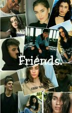 Friends || message by BeatrizLima146