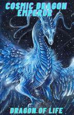 Cosmic Dragon Emperor by Nata_KARU