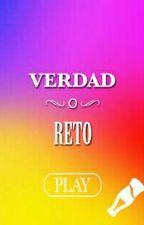 VERDAD O RETO★. Play by 0ISABEL7w7