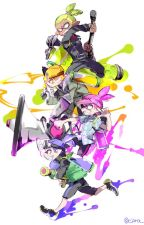 Splatoon Manga x Reader Oneshots [DISCONTINUED bc f] by vendingg