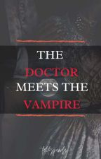 The Doctor Meets the Vampire by talitypanda