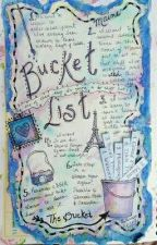 My bucket list  by ll-Wanderer-ll