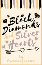Black Diamonds and Silver Hearts by CrowningCrows