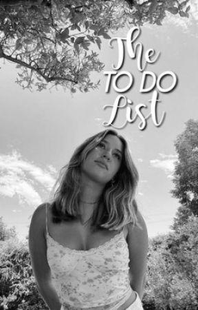 the to do list • jenzie by genZtrash