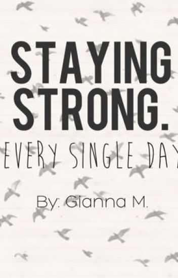 Staying Strong.