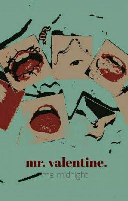 [Creepypasta OC] Mr. Valentine