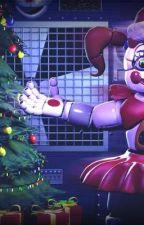 Fnaf Christmas Story  by SailorStarNatur