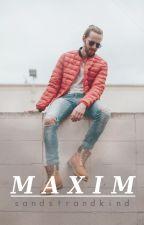 Maxim by sandstrandkind