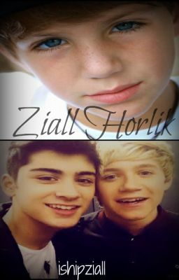 Ziall Horlik and Larry (Laryece) Stylinson! Ziall/Larry fanfic