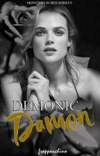 Demonic Damon by frappauchino