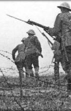 World War 1 Diary by LeviIsMySpiritAnimal