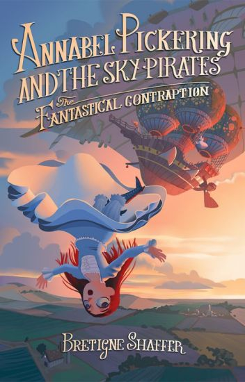 Annabel Pickering and the Sky Pirates
