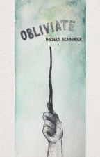 Obliviate- Theseus Scamander by supersuit