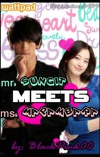 Mr. Sungit meets Ms. Mapambara by JasMeanie_