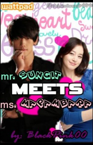 Mr. Sungit meets Ms. Mapambara
