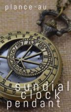 sundial clock - plance au by shushytries