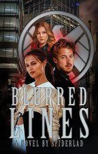 Blurred Lines ▷ Sharon Carter by spiderlad