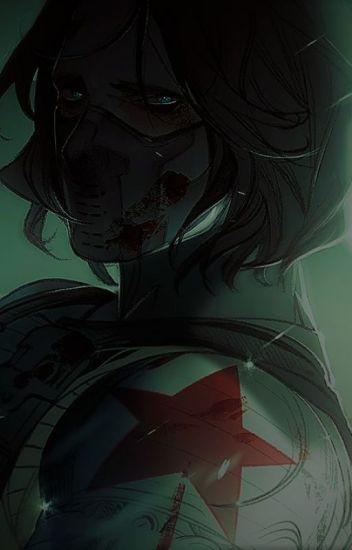 Nightly encounter (Bucky Barnes x reader)