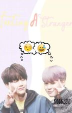 •Texting A Stranger• |YoonMin| ✔ by Kookslie