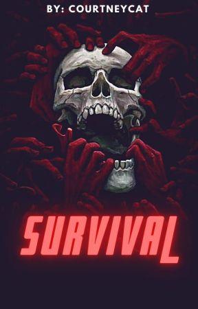 Survival (apocalypse boy X fem! Reader) by cortnycat