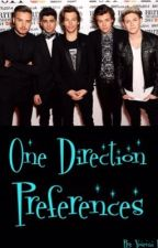 One Direction Preferences by YesiHearts1D