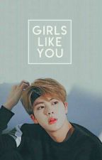Girls like you+ksj by potaethin_