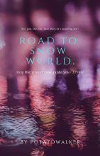Road to Snow World {JELSA} by Potatowalker