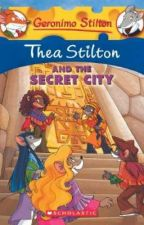 Thea Stilton And the secret city  by nidajk