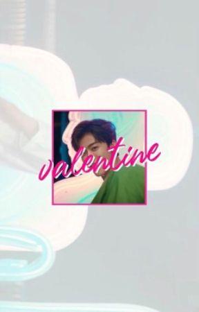valentine (poetry)  by LILHYUCK