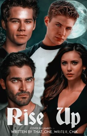 Loyalties [3] ~ Teen Wolf / The Vampire Diaries by that_one_writer_chik