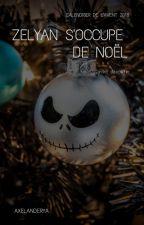 Zelyan s'occupe de Noël by Axelanderya