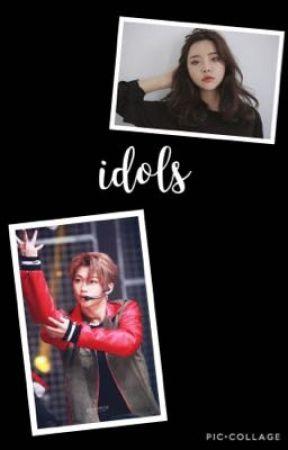 Idols//Lee Felix Stray Kids ff - Part 6- Lotte World (pt3