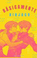 Básicamente ésto es Ninjago by StarBeats