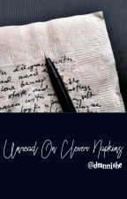 Unread On Clever Napkins (Drarry AU) by drxcoisms