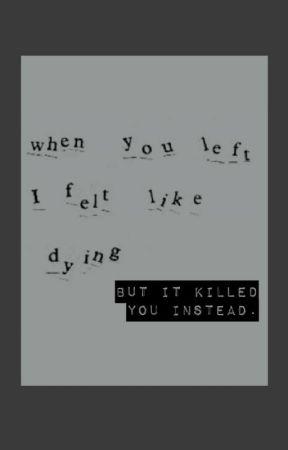 don't push me away, it hurts 》 chanbaek by JustinSeagullFangirl